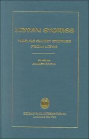 Libyan Stories PDF