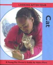 Looking After Your Cat (Looking After Your Pet) PDF