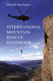 International Mountain Rescue Handbook by Hamish MacInnes