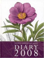 RHS Pocket Diary 2008 PDF