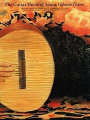 he Guitar Music of Spain, Vol. 3 PDF