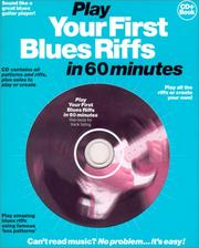 Play Your First Blues Riffs In 60 Minutes PDF