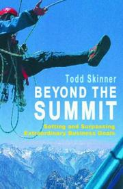 Beyond the Summit by Todd Skinner