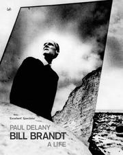 Bill Brandt by Paul Delany