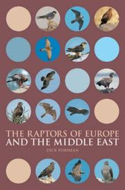 The Raptors of Europe and the Middle East PDF