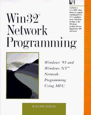 Win32 Network programming PDF