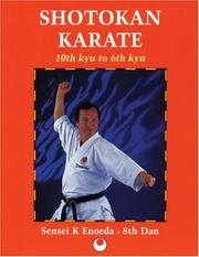 Cover of: Shotokan Karate by Sensei K. Enoeda
