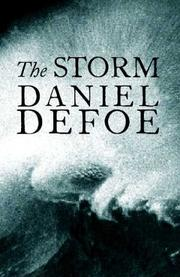 The storm by Daniel Defoe