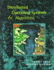 Distributed operating systems & algorithms PDF
