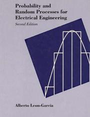 Probability and Random Processes For Electrical Engineering PDF