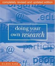 Doing your own research PDF