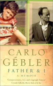 Father & I by Carlo Gébler
