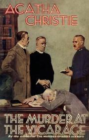 Murder at the Vicarage PDF