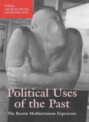 Political Uses of the Past PDF
