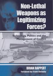 Non-lethal Weapons as Legitimizing Forces PDF