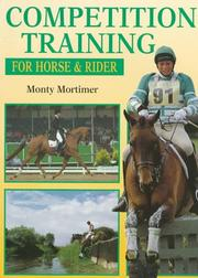 Competition training for horse and rider PDF