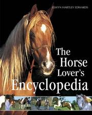 The Horse Lover's Encyclopedia PDF