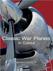 Classic War Planes in Colour PDF