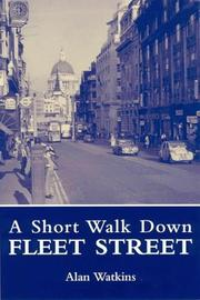 A short walk down Fleet Street PDF