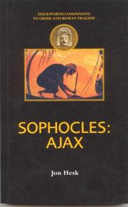 Sophocles by Jon Hesk