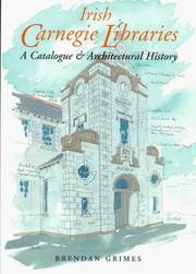 Irish Carnegie Libraries by Brendan Grimes