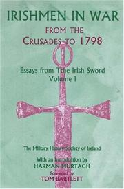 Essays from the Irish Sword by Military History Society of Ireland