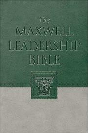 The Maxwell Leadership Bible PDF
