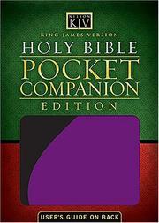 KJV Pocket Bible PDF