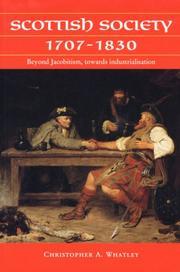 Scottish Society, 1707-1830 PDF