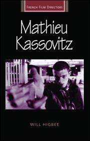 Mathieu Kassovitz (French Film Directors) PDF