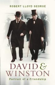 David and Winston by Robert Lloyd George