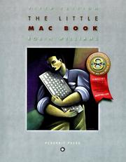 The little Mac book by Williams, Robin