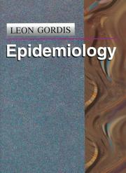 Epidemiology by Leon Gordis
