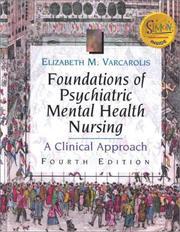 Foundations of Psychiatric Mental Health Nursing PDF