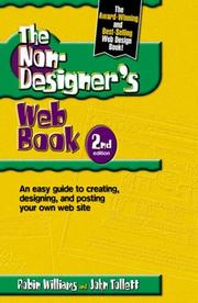 The non-designer's Web book by Williams, Robin