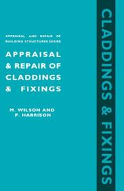 Appraisal and repair of claddings and fixings PDF