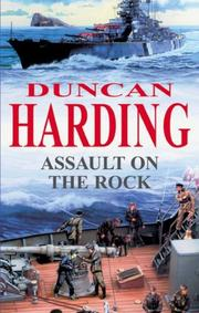 Cover of: Assault on the Rock by Duncan Harding