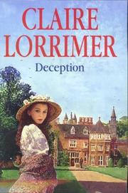 Deception by Claire Lorrimer