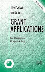 The Pocket Guide to Grant Applications PDF