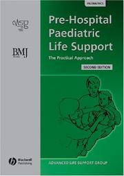 Pre Hospital Paediatric Life Support PDF