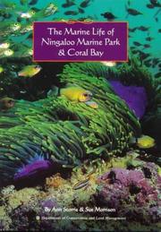 The marine life of Ningaloo Marine Park & coral bay PDF