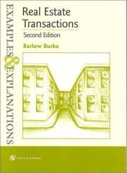Real Estate Transactions PDF
