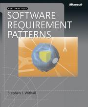Software Requirement Patterns (Best Practices) PDF