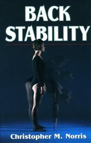 Back Stability PDF