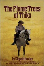 The Flame Trees of Thika PDF