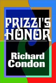 Prizzi&#39;s honor by Richard Condon