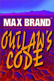 Outlaw's Code PDF