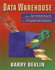 Data warehouse by Barry Devlin