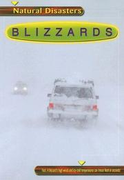 Blizzards (Natural Disasters) PDF