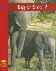 Big or small? by Susan Ring